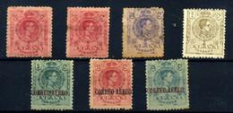 España  Nº 269, 273, 289, 292/4. Año 1909/20 - Ongebruikt