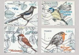 FRANCE 2018 Timbre Issu Du Bloc F 5239  Les Oiseaux De Nos Jardins Oblitéré - Sin Clasificación