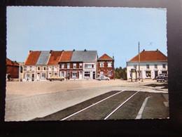 La Bouverie: Grand Place --> Beschreven - Frameries
