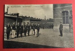 Bruxelles - Ixelles - Gendarmerie - Ixelles - Elsene