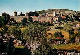12 - La Couvertoirade - Ancienne Commanderie Des Templiers Et Hospitaliers Du XIIe Siècle - CPM - Carte Neuve - Voir Sca - Autres Communes