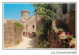 12 - La Couvertoirade - Une Ruelle - CPM - Carte Neuve - Voir Scans Recto-Verso - Autres Communes