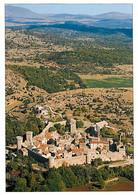 12 - La Couvertoirade - La Cité Fortifiée Dans L'immense Causse Du Larzac - Vue Générale Aérienne - CPM - Carte Neuve - - Autres Communes