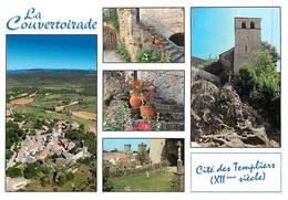 12 - La Couvertoirade - Cité Des Templiers - Multivues - CPM - Voir Scans Recto-Verso - Autres Communes