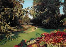 27 - Louviers - Le Jardin Public - Fleurs - Carte Neuve - CPM - Voir Scans Recto-Verso - Louviers