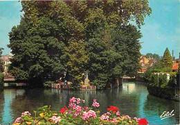27 - Louviers - Les Bords De L'Eure - Fleurs - CPM - Voir Scans Recto-Verso - Louviers