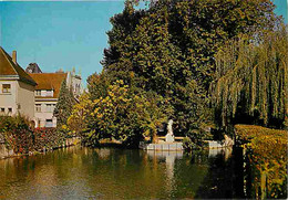 27 - Louviers - L'Isle Vue De La Rue Des Quatre Moulins - CPM - Voir Scans Recto-Verso - Louviers