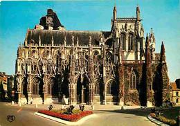 27 - Louviers - Egiise Notre Dame - Fleurs - CPM - Voir Scans Recto-Verso - Louviers