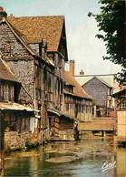 27 - Louviers - Les Vieux Lavoirs Sur Les Bords De L'Eure - CPM - Voir Scans Recto-Verso - Louviers