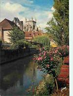 27 - Louviers - Bords De L'Eure - Fleurs - CPM - Voir Scans Recto-Verso - Louviers