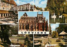 27 - Louviers - Multivues - CPM - Voir Scans Recto-Verso - Louviers