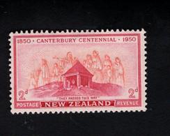 1348358963  1950 SCOTT 275 (XX) POSTFRIS MINT NEVER HINGED POSTFRISCH EINWANDFREI  - FOUNDING OF CANTERBURY - Unused Stamps