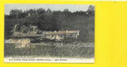 BAURECH Rare Colorisée Villa Germaine Damase Marquet (Guillier) Gironde (33) - Autres Communes