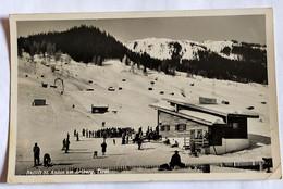 1074/CPSM - Autriche - Tyrol - St-Anton Am Arlberg - Skilift - Remontées Mécaniques - St. Anton Am Arlberg