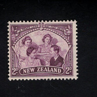 1348376441  1946 SCOTT 250 (XX) POSTFRIS MINT NEVER HINGED POSTFRISCH EINWANDFREI  -  PEACE ISSUE THE ROYAL FAMILY - Unused Stamps