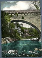 °°° Cartolina - Merano Ponte Romano Viaggiata In Busta (l) °°° - Merano