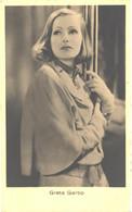 Movie Star Greta Garbo, Pre 1938 - Actors