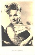 Movie Star Marlene Dietrich, Pre 1940 - Actors