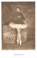 Movie Star Anna Pavlova, 3187/2, Pre 1940 - Actors