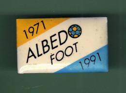 FOOT *** ALBEDO 1971-1991 *** 0029 (30-3) - Calcio