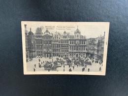 Brussel Stad - Grand'place - Grote Markt - Maisons Des Corporations - Bruxelles (Città)