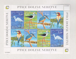 BOSNIA AND HERZEGOVINA 2005  CROATIAN POST Fauna Birds Sheet MNH - Bosnië En Herzegovina