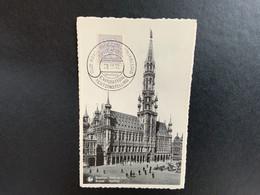 Brussel Stad - Grand'place - Grote Markt - Bruxelles (Città)