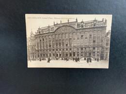Brussel Stad - Grand'place - Grote Markt - Maison Des Corporations - Bruxelles (Città)