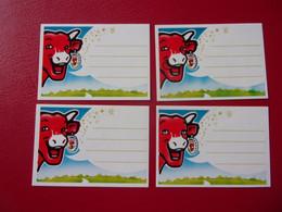 Carte Vache Qui Rit étiquette Autocollant Cow Kuh Vaca Mucca Koe - Other