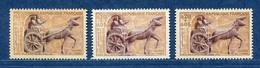 ⭐ France - Variété - YT N° 1378 - Couleurs - Pétouilles - Neuf Sans Charnière - 1963 ⭐ - Varieties: 1960-69 Mint/hinged