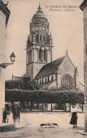 DPT 50 SAINTE Ste MARIE DU MONT L'Eglise CPA TBE - Other Municipalities