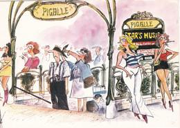 BA/011...........SMILING PARIS - Humor