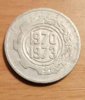Algérie - 5 Centimes FAO - Année 1970 - Algeria