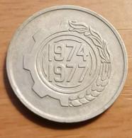 Algérie - 5 Centimes FAO - Année 1974 - Algeria