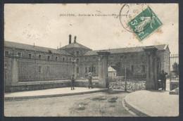 ENTREE DE LA CHOCOLATERIE D' AIGUEBELLE - Donzere