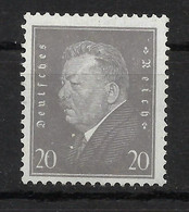Deutsches Reich 436 ** - Unused Stamps