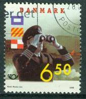 Bm Denmark 1998 MiNr 1186 Used | Shipping. Harbour Master - Gebruikt