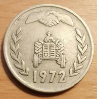 Algérie - 1 Dinar FAO - Année 1972 - Algeria