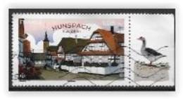 France 2021 Timbre Oblitéré Hunspach - Used Stamps