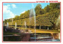 92 - Sceaux - Le Parc - Les Cascades - Jets D'eau - CPM - Voir Scans Recto-Verso - Sceaux