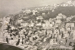 Cartolina - Anzio ( Roma ) - Vista Dall'aereo - 1950 Ca. - Non Classificati