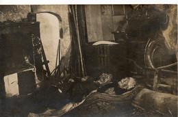 CARTE PHOTO DE LA CATASTROPHE DU 7 JUIN 1904 - Mamers