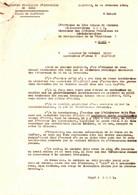 GUERRE INDOCHINE/VIETNAM . COUP DE HAIPHONG . 22/11/1946 . RAPPORT OFFICIER LAMI - Documents Historiques