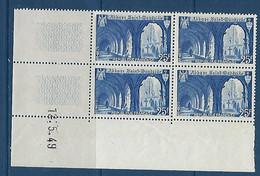 "FR Coins Datés YT 842 "" St-Wandrille "" Neuf** Du 12.5.49 - 1940-1949"