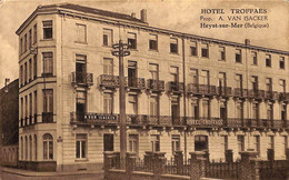 Heist - Heyst - Hôtel Troffaes (La Commerciale Moderne) - Heist