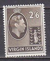 P4105 - BRITISH COLONIES VIRGIN Yv N°82 * - Britse Maagdeneilanden