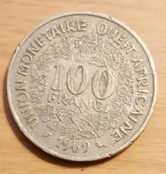 Banque Centrale Des états De L'Afrique De L'ouest - 100 Francs - Année 1969 - Other - Africa