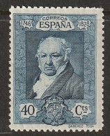 Spain 1930 Sc 394 Ed 510 Yt 420 MLH* - Neufs