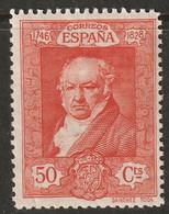 Spain 1930 Sc 395 Ed 511 Yt 421 MLH* - Neufs
