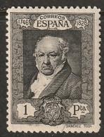 Spain 1930 Sc 396 Ed 512 Yt 422 MLH* - Neufs
